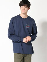 ONLY NY SALTWATER GUIDE L/S T-SHIRT