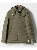 Vincent et Mireille STITCHLESS DOWN JACKET