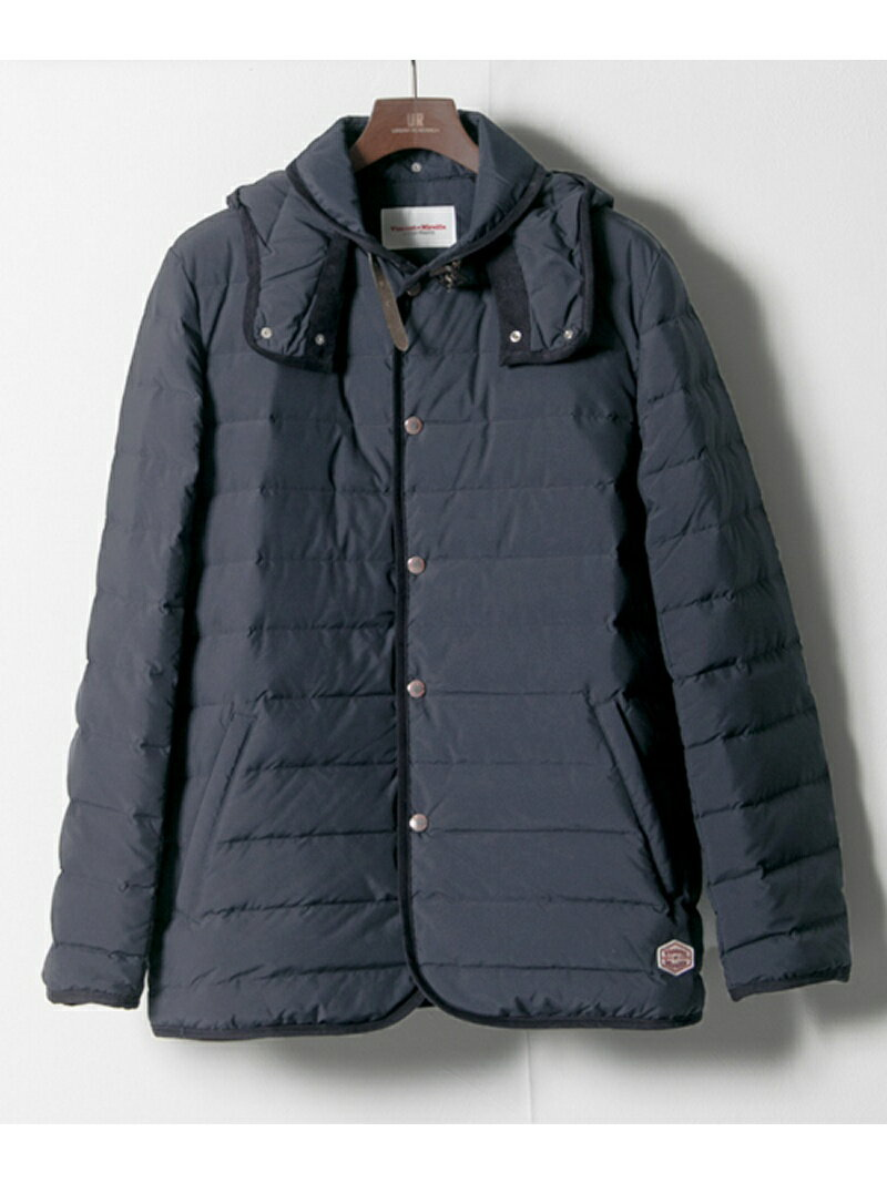 URBAN RESEARCH Vincent et Mireille STITCHLESS DOWN JACKET アーバンリサーチ【送料無料】