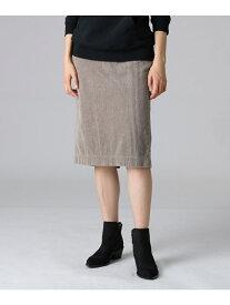 【SALE/60%OFF】JET 【洗える】コーデュロイタイトスカート ジェット スカート スカートその他 グレー イエロー ネイビー【送料無料】