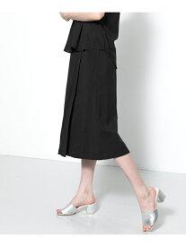 【SALE/61%OFF】セミフレアスリットスカート センス オブ プレイス スカート【RBA_S】【RBA_E】