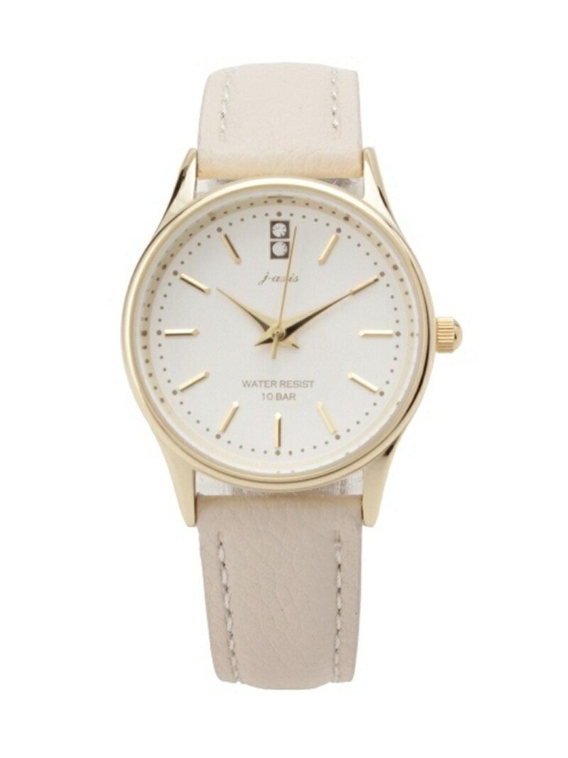 passage mignon シボフェイクレザーベルト腕時計 パサージュ ミニョン / フラヌール ファッショングッズ【送料無料】