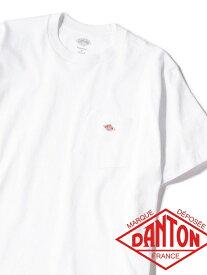 SHIPS JET BLUE DANTON:ポケットTシャツ シップス カットソー Tシャツ ホワイト ピンク ブラウン ブルー ネイビー【送料無料】