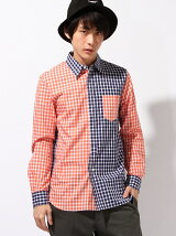 LONG SHIRTS GINGAM CHECK