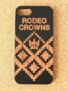 RODEOCROWNS/NATURAL WOOD