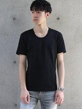 半袖クルーネックTシャツ