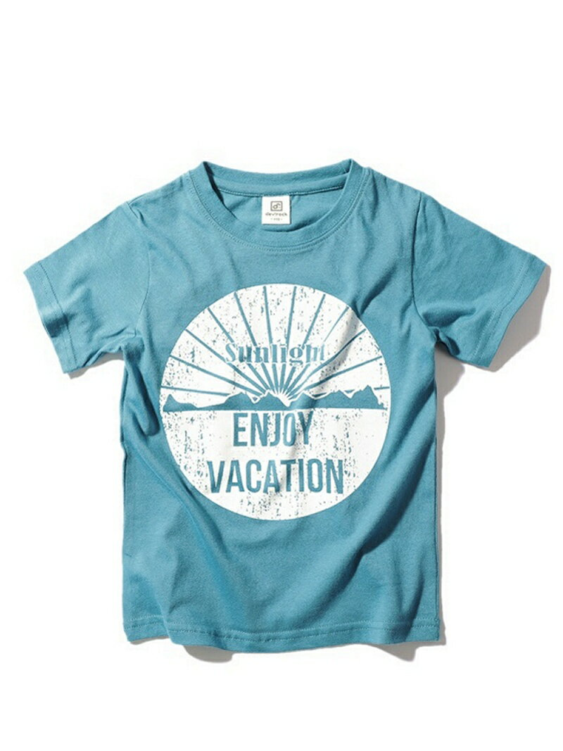 devirock ロゴプリント Tシャツ 半袖 トップス 全20柄 デビロック カットソー