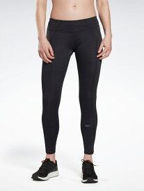 【SALE/60%OFF】Reebok ラン アクティブチル タイツ [Run ACTIVCHILL Tights] リーボック リーボック ファッショングッズ タイツ/レギンス ブラック