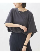 wide sleeve Tシャツ◆