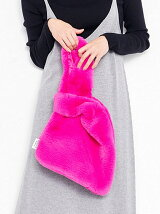 SQUARE FUR BAG