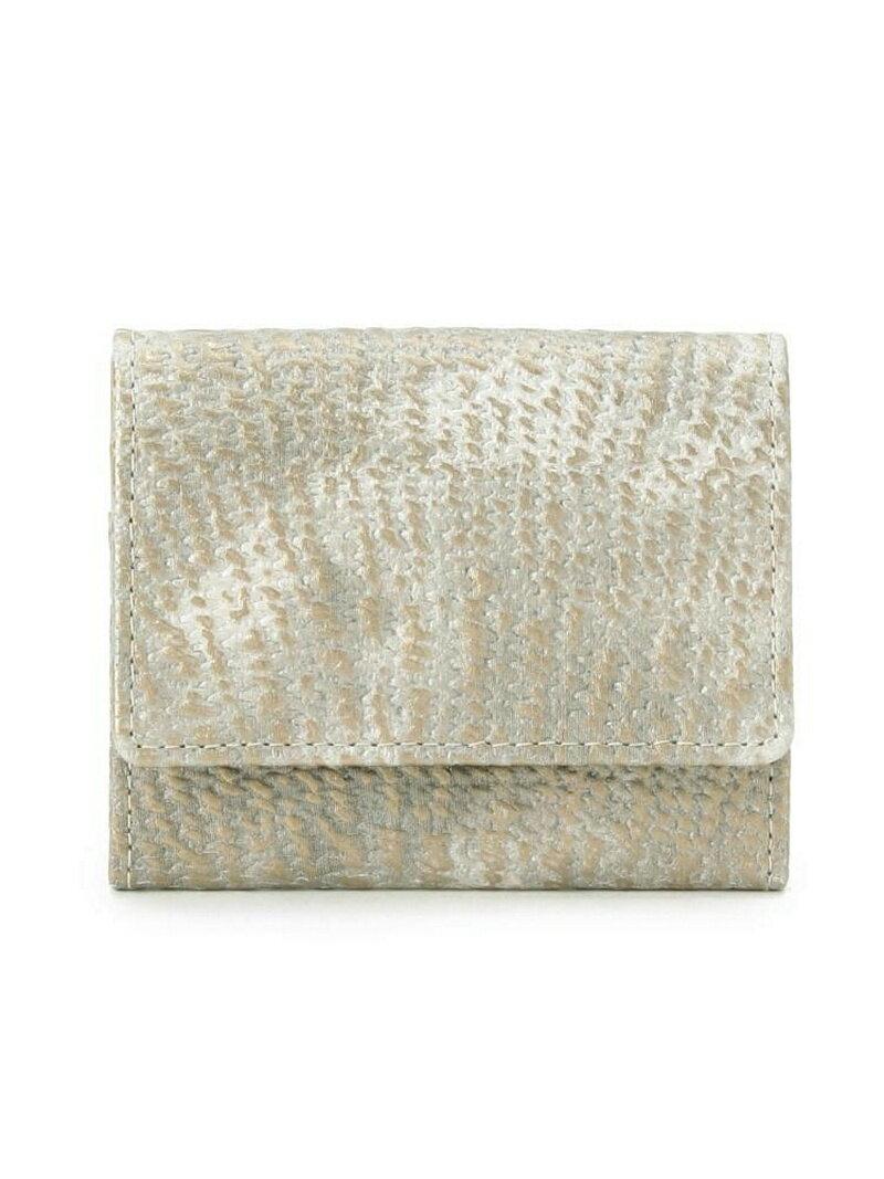 HIROKO HAYASHI DAMASCO(ダマスコ) 薄型ミニ財布 ヒロコ ハヤシ 財布/小物【送料無料】