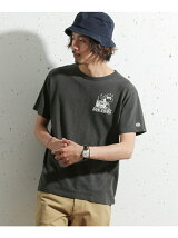 Champion SNOOPY×Champion T-SHIRTS