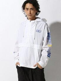 【SALE/50%OFF】Calvin Klein 【カルバン クライン ジーンズ】 メンズ MBX ジャケット A- カルバン・クライン コート/ジャケット ナイロンジャケット ホワイト【送料無料】