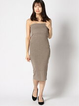 MARCIANO/(W)DELLA SWEATER SKIT/DRESS