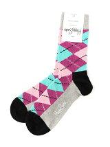 (W)【WEB店限定】Happy Socks プレイ