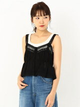 LACE テープCAMI