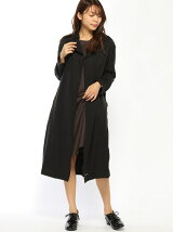 Lyocell trench coat