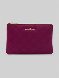 【SALE/50%OFF】MARC JACOBS THE BEAUTY FLAT POUCH マーク ジェイコブス バッグ ポーチ パープル【送料無料】