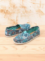 W CLSC Turquoise Multi Canvas