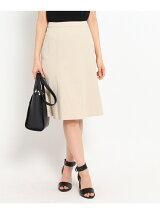 ◆【UVカット】エアピケジャージスカート