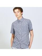 マハラニギンガムチェックシャツ