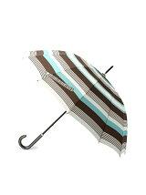 マルチボーダー長傘(晴雨兼用)