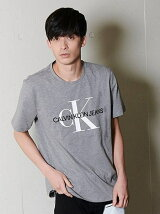 CALVIN KLEIN JEANS/モノグラムロゴ T シャツ