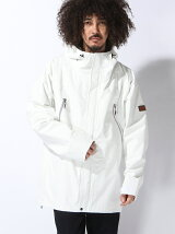 (M)透湿防水 MTDパーカージャケット