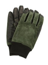 (U)OUTDOOR LETHER GLOVE