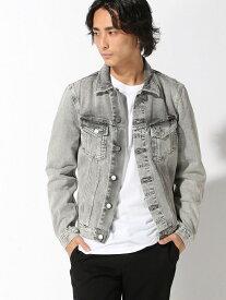 【SALE/50%OFF】nudie jeans nudie jeans/(M)Billy ヌーディージーンズ / フランクリンアンドマーシャル コート/ジャケット デニムジャケット ブラック【送料無料】