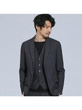 【WEB別注/軽量/3ピース対応】フォルモザリングニットジャケット