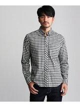 [TALL&LARGEサイズ]ギンガムチェックシャツ