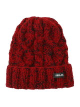 CABLE KNIT CAP