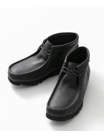 URBAN RESEARCH Clarks WALLABEE BOOTS GORE-TEX アーバンリサーチ シューズ ショートブーツ/ブーティー ブラック【送料無料】