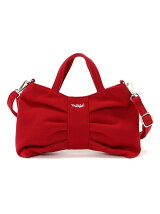 RIBBON SHOULDER BAG