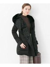 YOSOOU Fake Mouton Coat