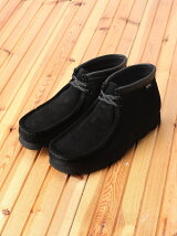 Clarks / Wallabee Boot GORE-TEX(R) BLACK