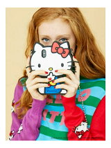 HELLO KITTY iPhoneXケース
