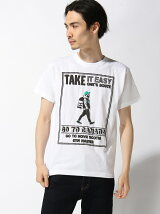 gym-master/(M)GYM TAKE IT EASY TEE