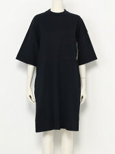 heavy cottonmock neck bigT-shirt