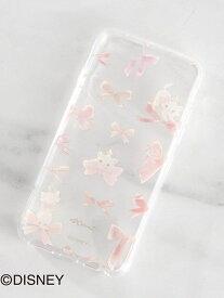 Cocoonist ディズニー・おしゃれキャットマリー/iPhone8/7/6/6sケース コクーニスト ファッショングッズ 携帯ケース/アクセサリー ピンク
