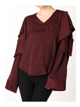 FRILL SHOULDER TOPS