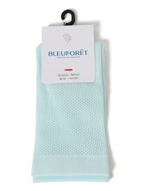 【SALE/40%OFF】SHIPS WOMEN BLEUFORET:メッシュソックス シップス ファッショングッズ タイツ/レギンス ブルー ブラック