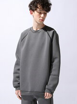 STAMPD RAGLAN CREW SWEAT