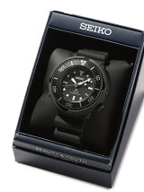 【別注】 <SEIKO(セイコー)> DIVERWATCH BLACK/腕時計