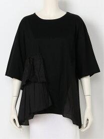 【SALE/30%OFF】FRAPBOIS スプラッシュT フラボア カットソー Tシャツ ブラック ホワイト レッド【送料無料】