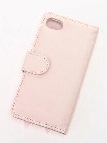 パールリボンiPhone7ケース
