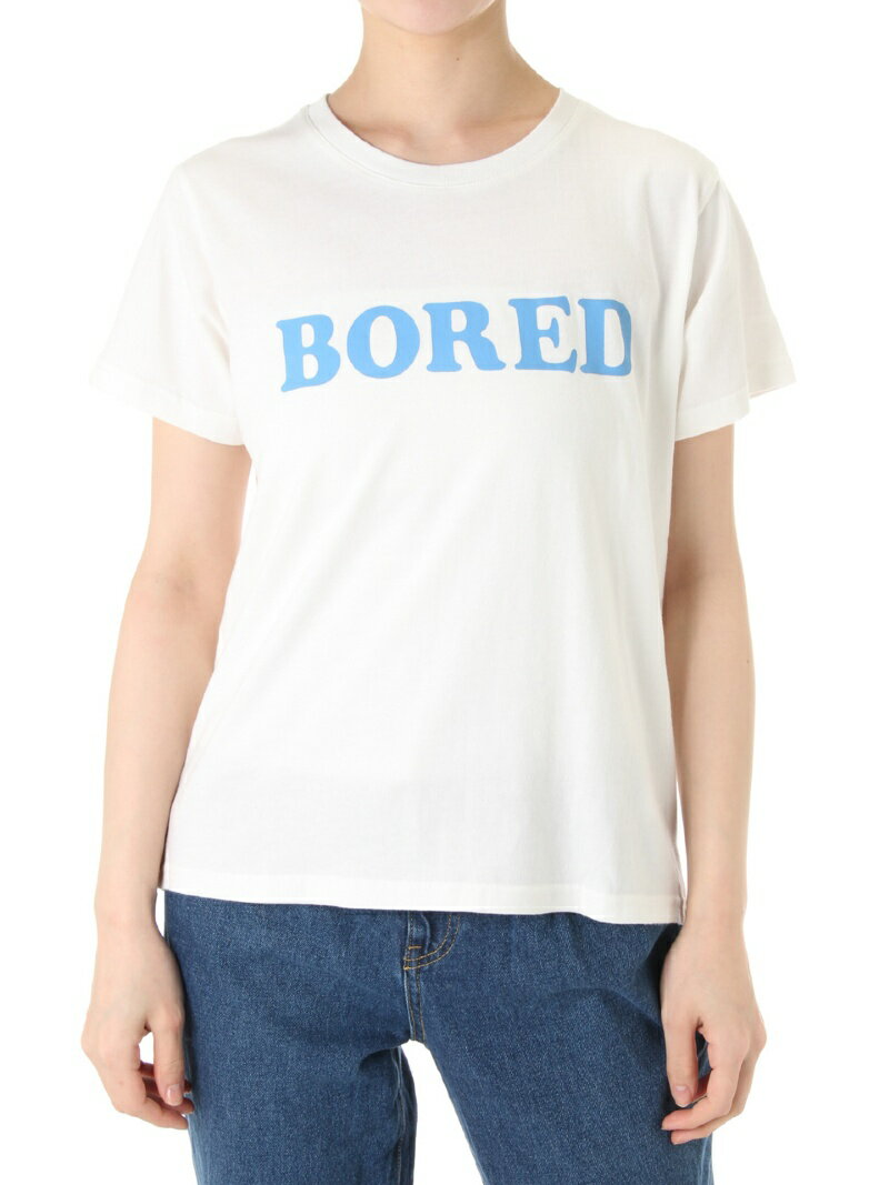 【SALE/50%OFF】AZUL by moussy 20/-綿天竺BORED T アズールバイマウジー カットソー【RBA_S】【RBA_E】