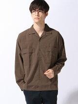(M)TRオープンカラーシャツ