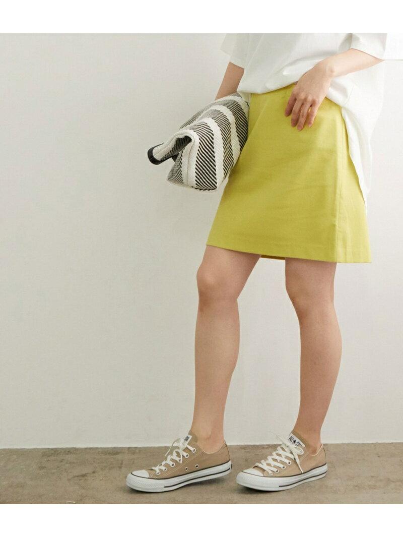 【SALE/70%OFF】ROPE' PICNIC 【HAPPY PRICE】台形ミニスカート ロペピクニック スカート【RBA_S】【RBA_E】